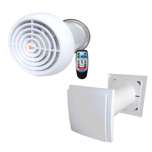 Σύστημα οικιακού αερισμού και αφύγρανσης
