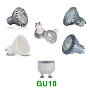 Spot LED GU10 230 Volt