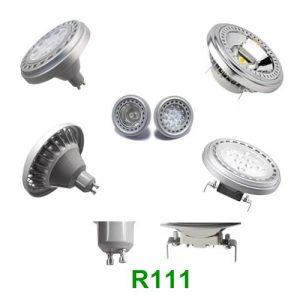 Spot LED R111