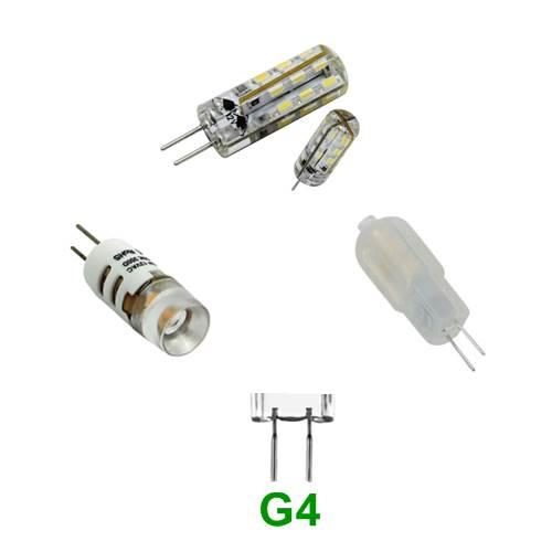 Λάμπα LED G4 12 Volt