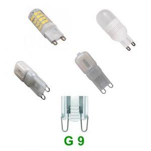 Λάμπα LED G9 220 Volt