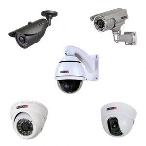 Κάμερες Αναλογικές CCTV
