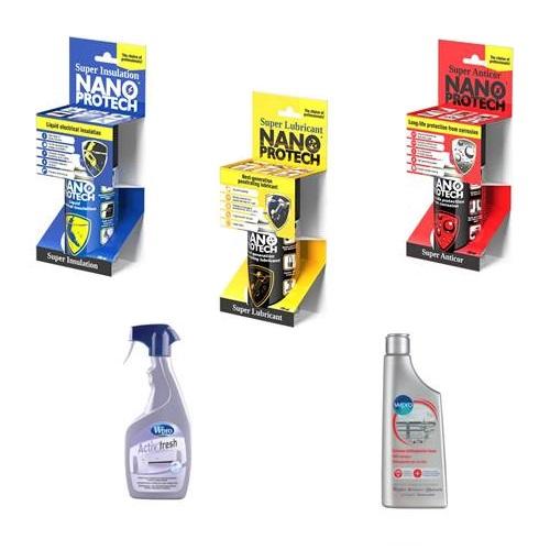 Σπρέυ Καθαρισμού & Συντήρησης